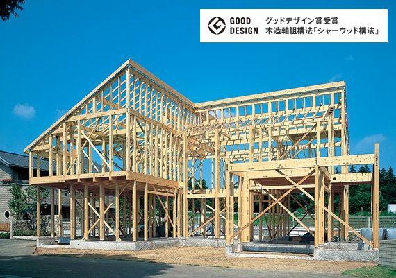 木造シャーウッド工法