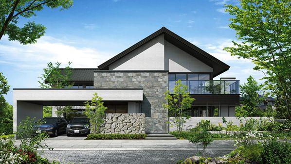 積水ハウスの実例イメージ