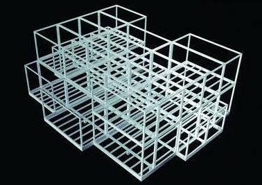 ボックスラーメン構造