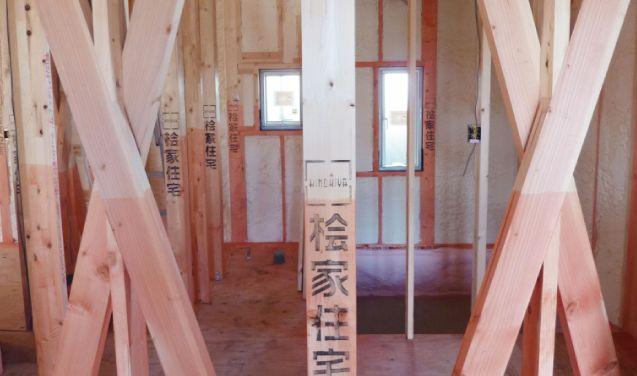 桧家住宅の耐震性