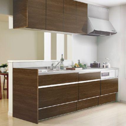 木麗の家 キッチンサンプル
